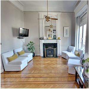 Sala de espera Estética Leonhardt